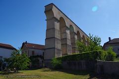 Aqueduc Romain Jouy-aux-Arches