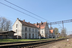 Rybnica train station