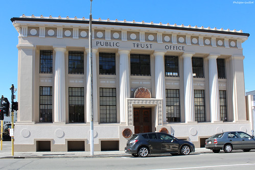 Public Trust Office, Napier