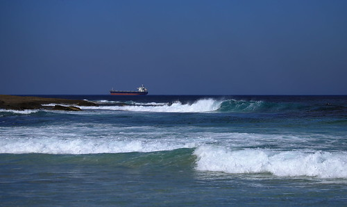 Surf at ghosties.