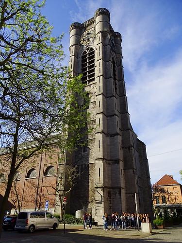 Eglise Saint-Julien à Ath