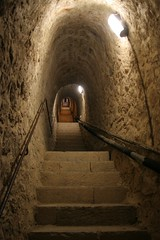 Villefranche de Conflent -- the stairs to Fort Liberia - Photo of Jujols