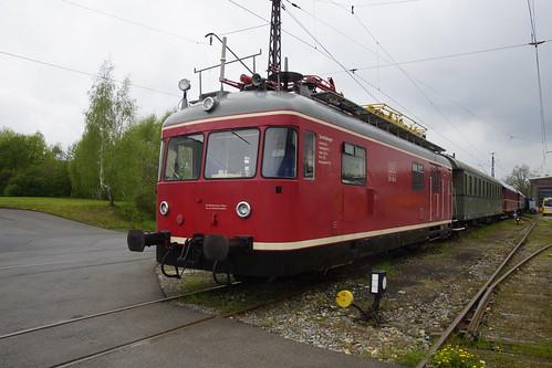 LEL 701 119--0 Turmtriebwagen in Bösingfeld 26-04-2019