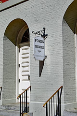 Ford's Theatre, circa 1863, Washington, D.C.