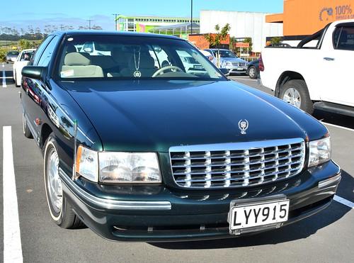 1997 Cadillac De Ville Concours