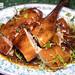 Truffle roast duck