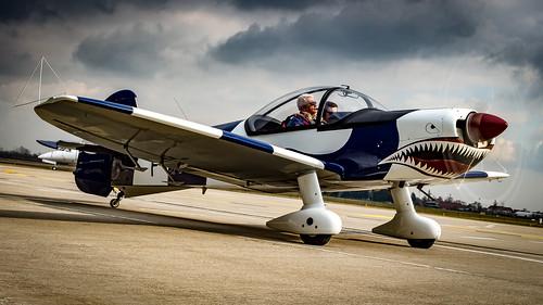 Mudry Cap 10 C F-GYKR EATIS Flight Academy