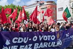 25 Abril de 2019 -  CDU - Communist and Green Parties Coalition