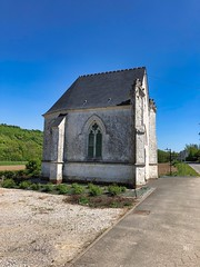 Kapelle ausserhalb Acquin-Westbecourt, Frankreich - Photo of Alquines