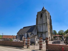 Kirche Saint-Petronille in Acquin-Westbecourt - Photo of Alquines