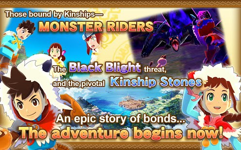 monster hunter stories 1.0 0 apk download