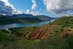 Hérault - Lac de Salagou
