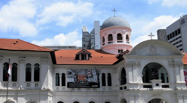 Singapore Art Museum - Once St Joseph's Institution