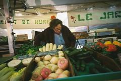 Place du marché. - Photo of Saint-Romain-de-Jalionas