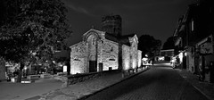 Nessebar -St. John the Baptist Church [10th century]