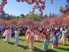 La fête chinoise de Shang-Si (Parc de Sceaux)