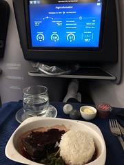 United 767 - IAD to GRU
