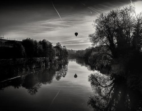 teardrop river