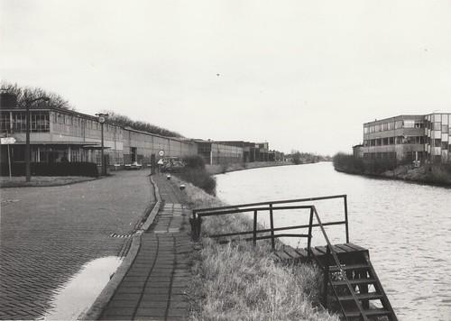 Nederhorst terrein (Vries Robbe) 1978 Arkelsedijk zijde