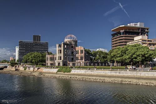 Motoyasu River - Hiroshima (Japan)