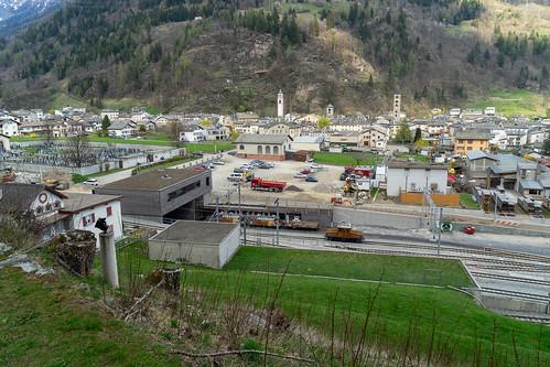 Changed railway infrastructure Poschiavo: Embedded (4/4)