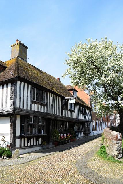 St Anthony's House, Rye