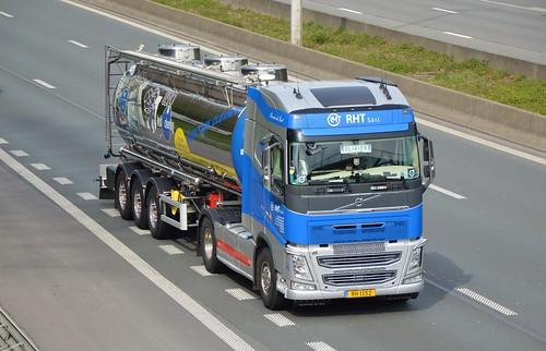 L-Rht-Volvo Fh 500 Euro 6