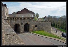 Langres - Porte des Terreaux - Photo of Saint-Vallier-sur-Marne