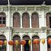 Chinatown Lanterns and Shutters Singapore