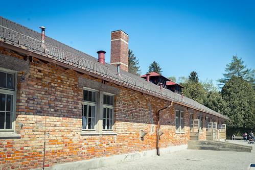 Crematorium Building - Dachau