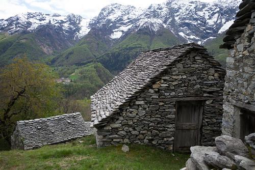 Saorèe (Centovalli, Ticino)