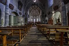 Le Monetier les Bains parish church
