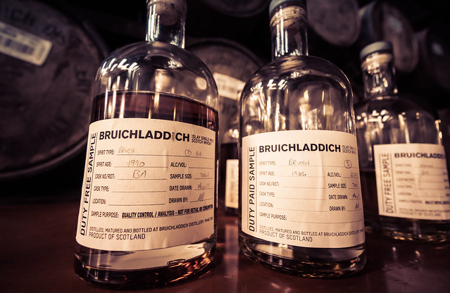 Bruichladdich Feis Ile 2017 Masterclass