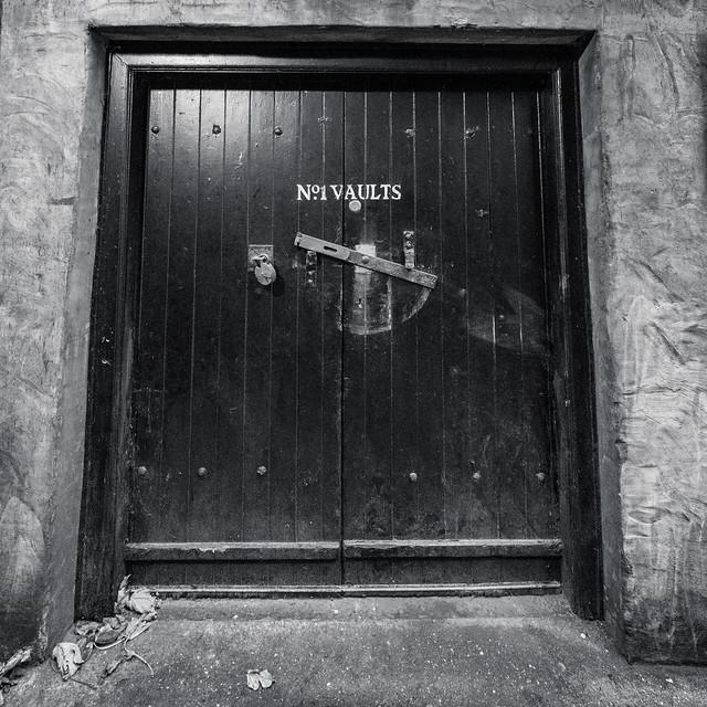 No 1 Vaults Bowmore Distillery