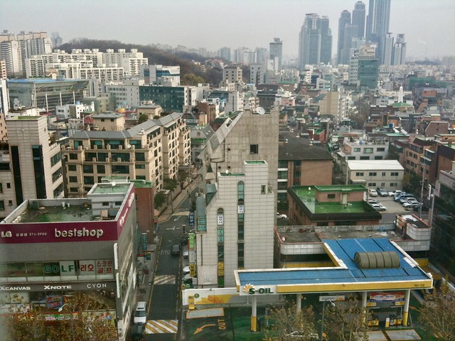 modern korean stuff