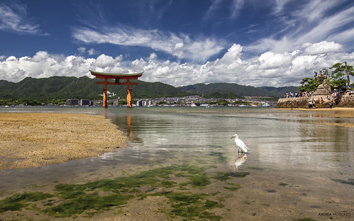 Itsukushima Shrine - Miyajima Island (Japan)