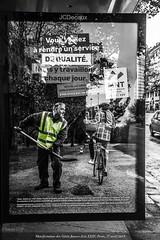 Paris, manifestation du 27 avril 2019 des gilets jaunes, Acte XXIV