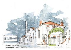savonnerie, à Salon - Photo of Salon-de-Provence