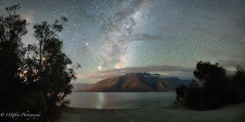 Cecil Peak Nightscape