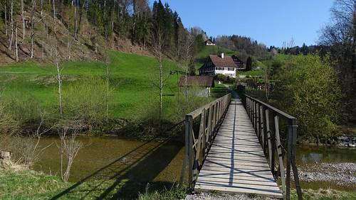 Bauma - Die Töss bei Tiefenbach