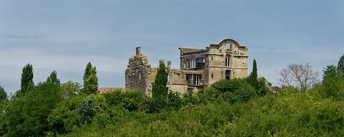 Château de Monteton - Lot et Garonne