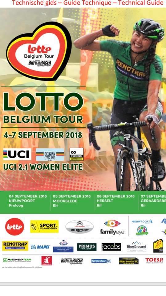 Belgium Tour 2018