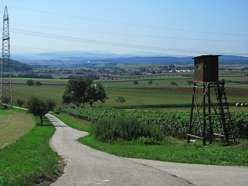 20110822 06 079 Jakobus Weg Weite Hügel Feld Wald Ortschaften