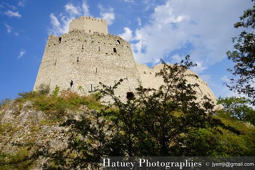 Ruines des Châteaux Forts d'alsace 8329