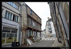Châtillon-sur-Seine - Rue du Recept