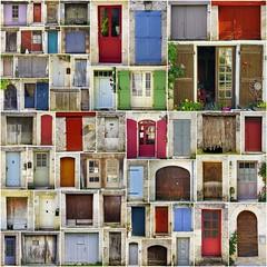 Doors of Montjoi