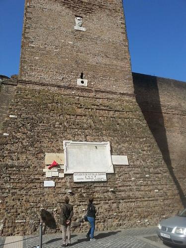2019 25 aprile San Lorenzo Antifa al Piazzale Tiburtino c