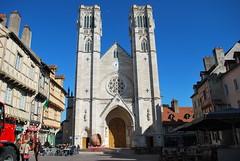 St Vincent's Cathedral - Chalon-sur-Saône