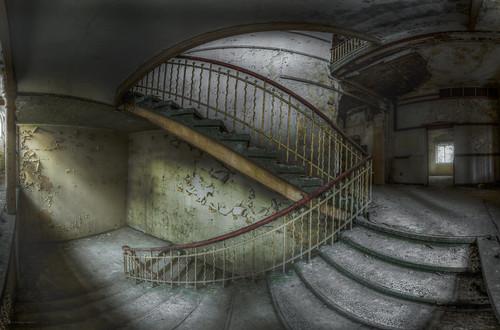 forgotten -S- stairs