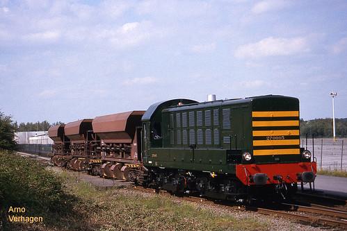 2002 | TSP 270.005 op lijn 141, Seneffe